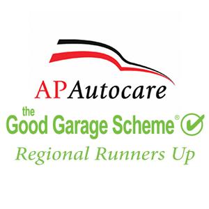 AP Autocare – Regional Runners Up – Good Garage Scheme Awards