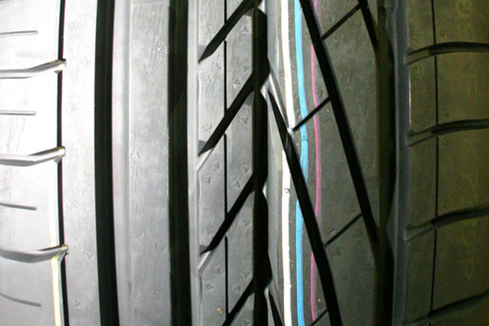 Tyre Maintenance in Summer