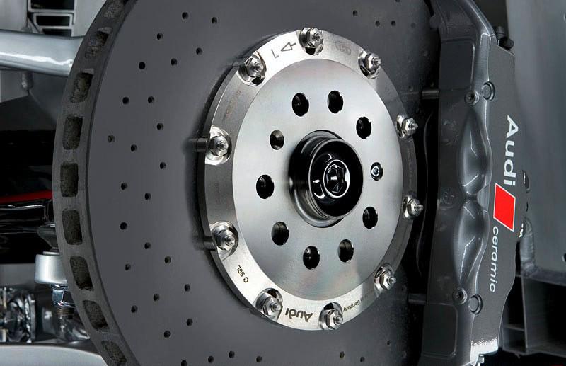 Carbon Ceramic Brake Discs