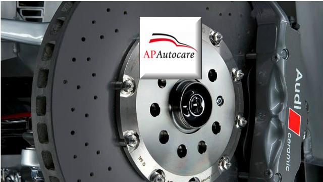 Carbon Ceramic Brake Discs Press Release