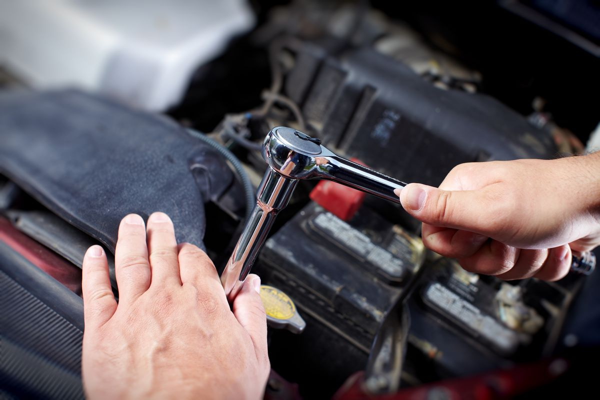 Car Servicing Garage In Hotwells