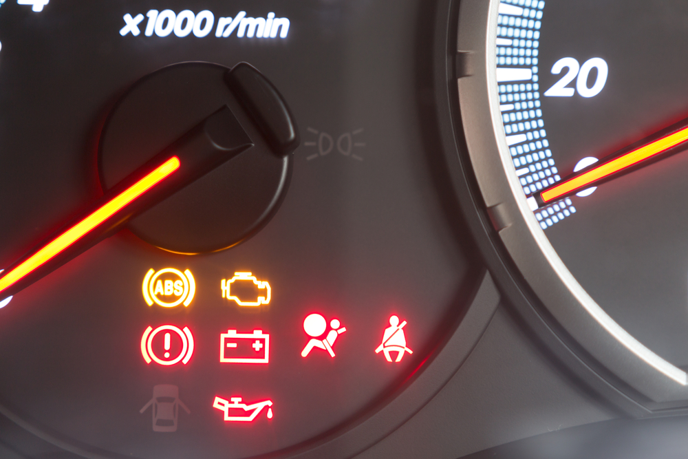 What Do My Dashboard Symbols mean?