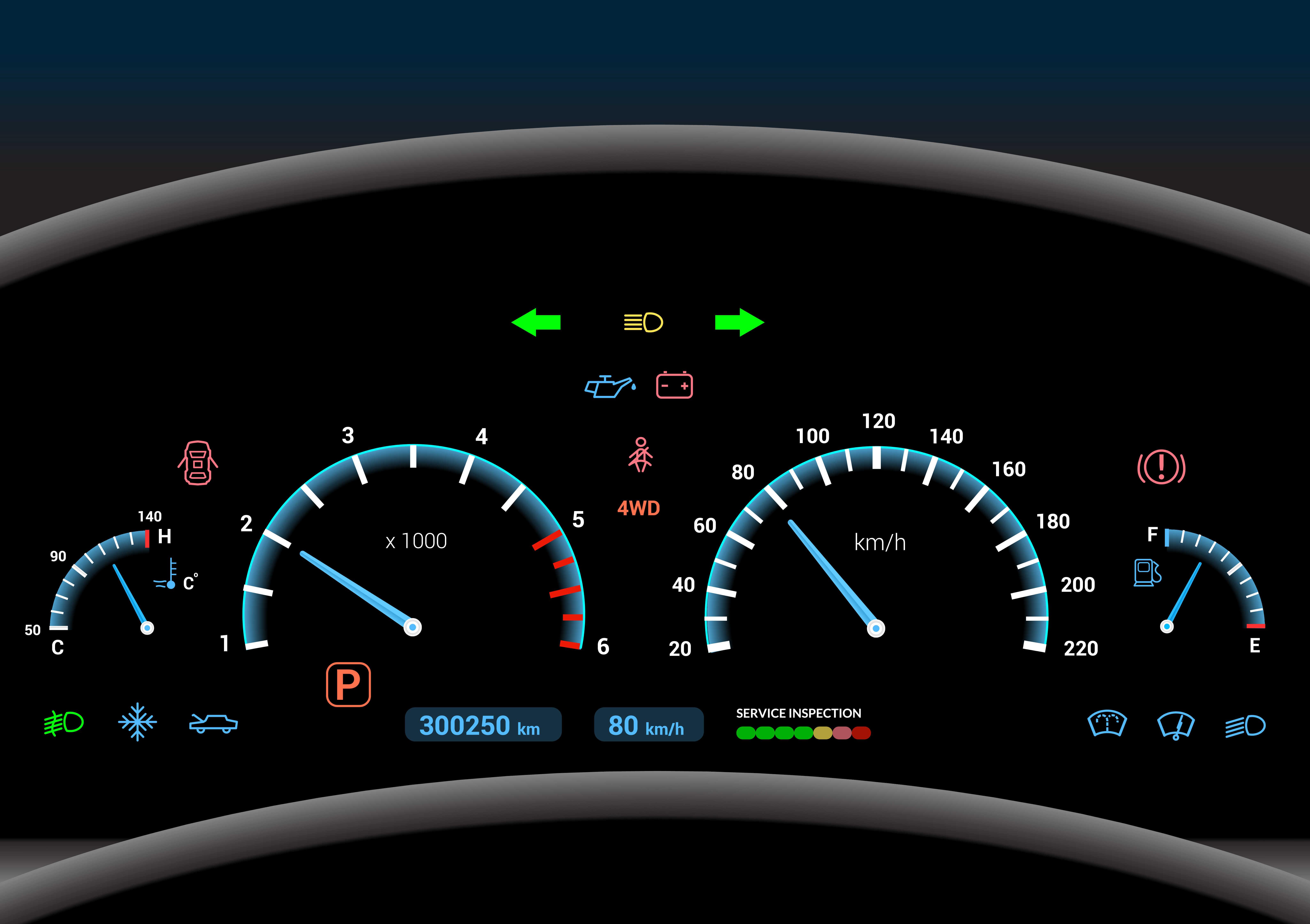 Car Dashboard Warning Light Meanings