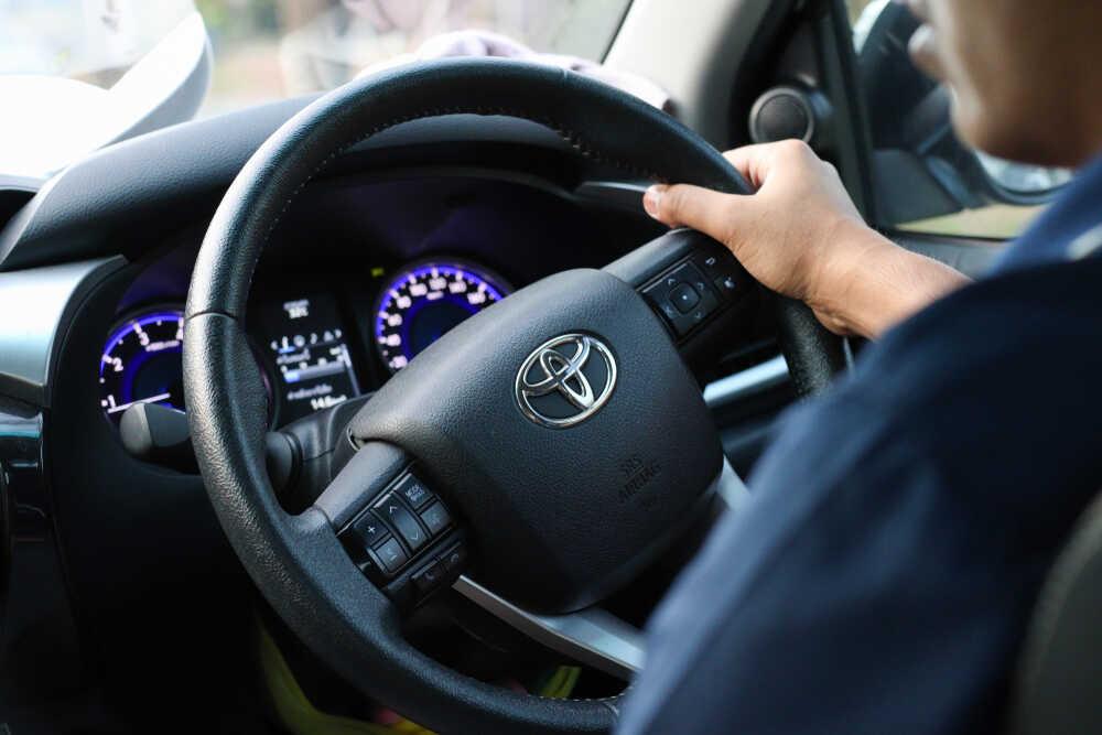 Toyota Car Garage Bristol
