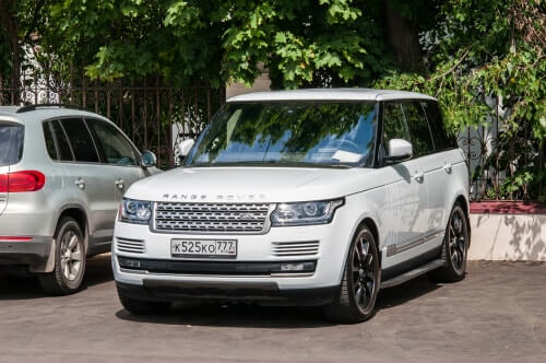 Land Rover Vogue service and repairs Bristol BS3